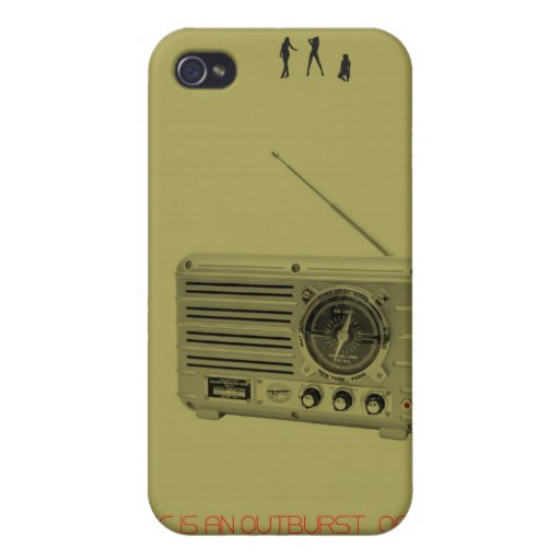 Radio Covers For iPhone 4