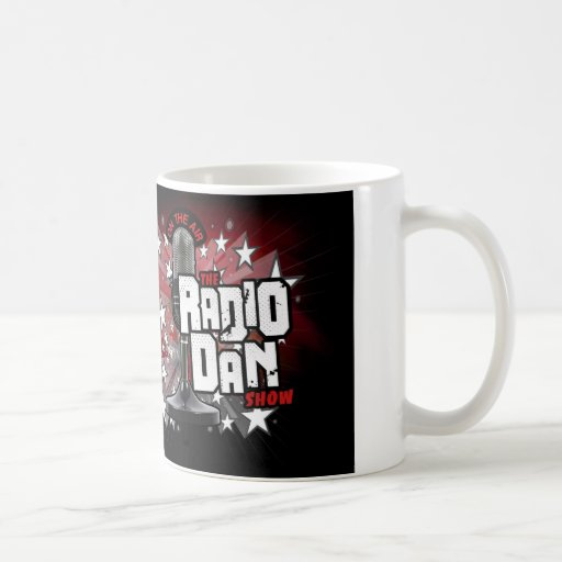 Radio Dan Show Mug