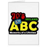 Radio de ABC 70s Irlanda Tarjeton