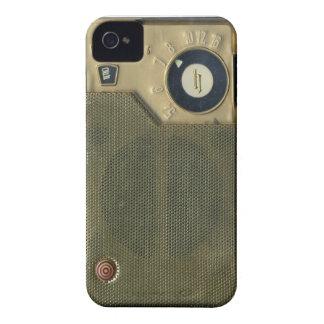 Radio de antaño 1 Case-Mate iPhone 4 carcasa