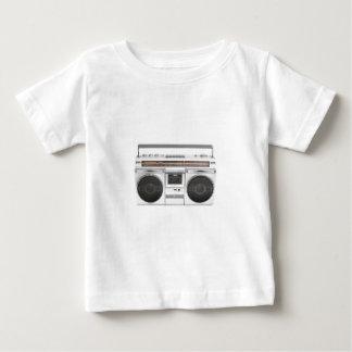 Radio de Boombox de la escuela vieja Playera