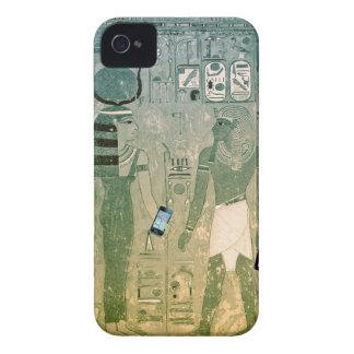 Radio de Egipto antiguo Carcasa Para iPhone 4 De Case-Mate