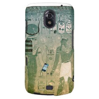 Radio de Egipto antiguo Funda Para Samsung Galaxy Nexus