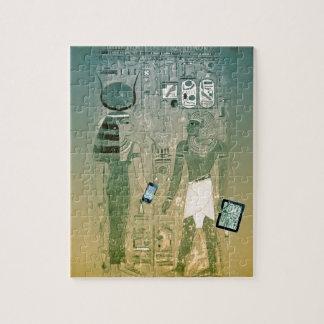 Radio de Egipto antiguo Puzzle