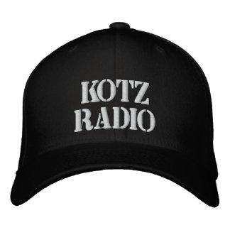 Radio de Kotz Gorras Bordadas