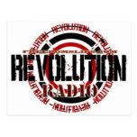 Radio de la revolución tarjetas postales