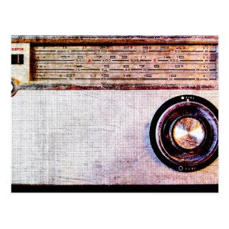 radio de los años 70 postales