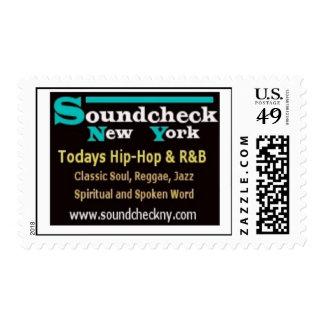 Radio de Soundcheck Franqueo