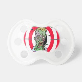 Radio de tiro del zombi chupetes para bebés