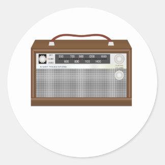Radio de transistor