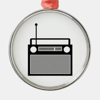 Radio Adornos De Navidad