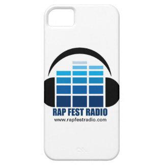 Radio del Fest del rap - caso del iPhone 5 iPhone 5 Carcasas