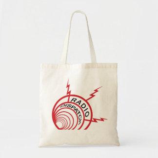 Radio Dispatch tote bag