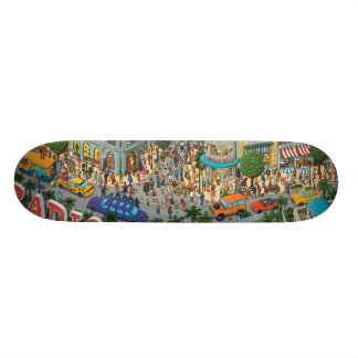 RADIO DRIVE SKATEBOARD DECK