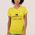 Radio East Official Women Listener T-Shirt