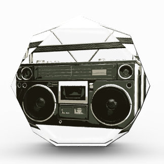 Radio estéreo de Boombox