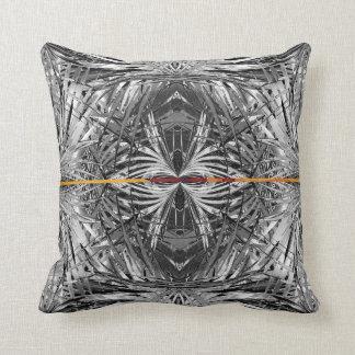 radio eyes pillow