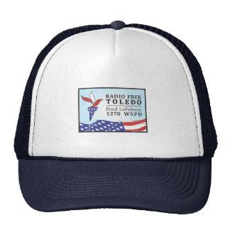 Radio Free Fred Trucker Hat