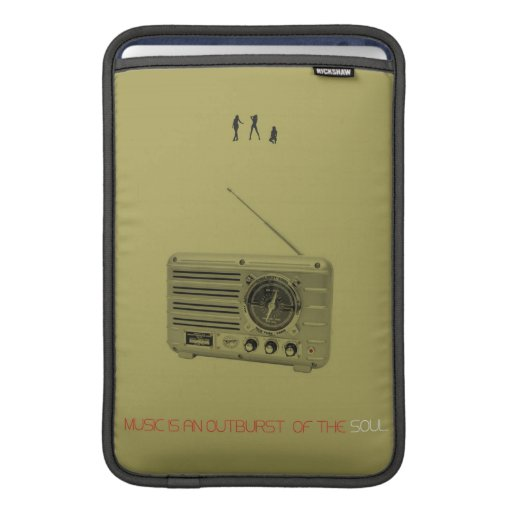 Radio Fundas Macbook Air