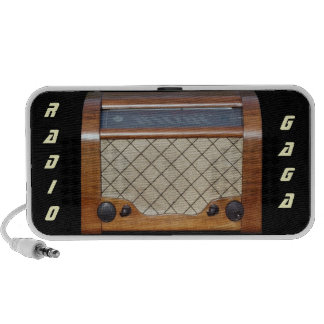 Radio Gaga Travelling Speaker