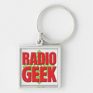 Radio Geek v2 Keychain