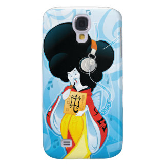 Radio Geisha iPhone 3G/3GS Case Samsung Galaxy S4 Cases