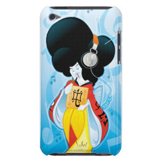 Radio Geisha iPod Touch Case