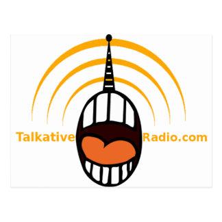 Radio habladora postal