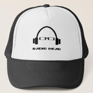 Radio Head Trucker Hat