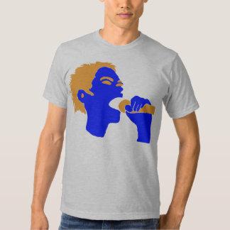 Radio ida Punker Camisas