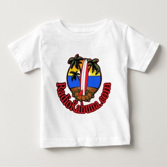 Radio Kahuna Internet Radio Promotional Items Baby T-Shirt
