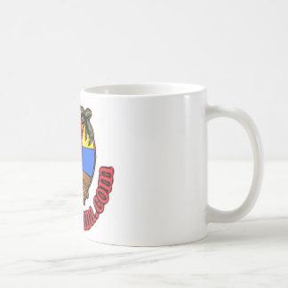 Radio Kahuna Internet Radio Promotional Items Coffee Mug