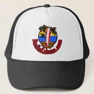 Radio Kahuna Internet Radio Promotional Items Trucker Hat