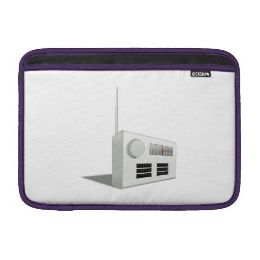 Radio MacBook Sleeves