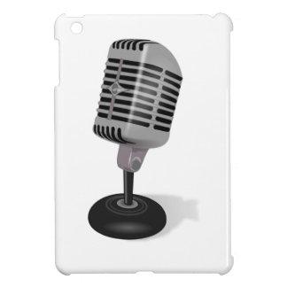 Radio Microphone iPad Mini Covers