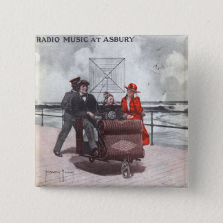 Radio Music at Asbury Button