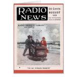 Radio Music at Asbury Greeting Cards