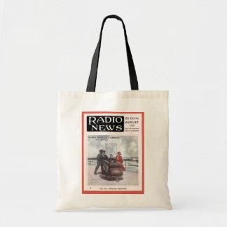 Radio Music at Asbury Tote Bag