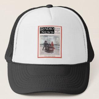 Radio Music at Asbury Trucker Hat
