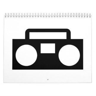 Radio Music Calendar