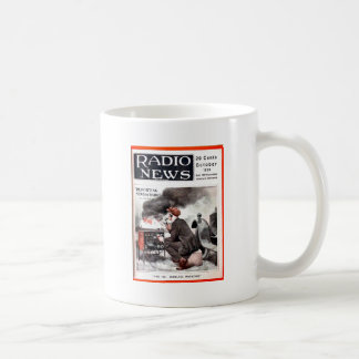 Radio News 1 Coffee Mug