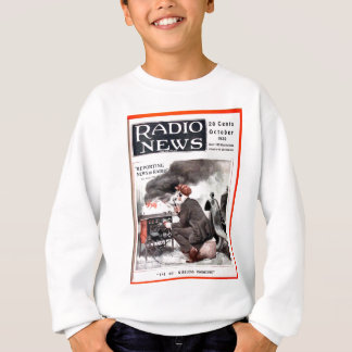 Radio News 1 Sweatshirt