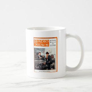 Radio News 2 Coffee Mug