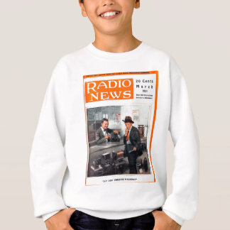 Radio News 2 Sweatshirt