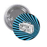 radio pins