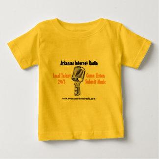 Radio por internet de Arkansas - artículos multi Playera De Bebé