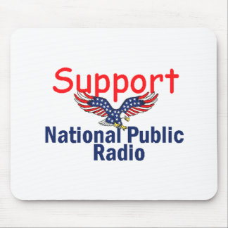 Radio pública nacional NPR Alfombrillas De Raton