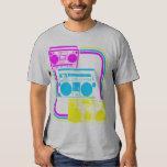 Radio retra del tigre 80s Boombox de Corey Camisas