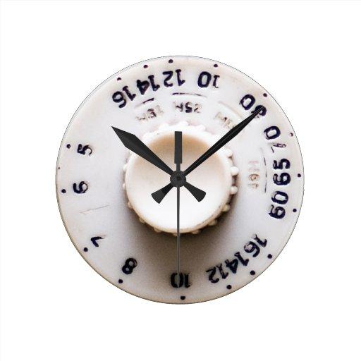 Radio retra reloj