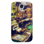 Radio Room Galaxy S4 Cover
